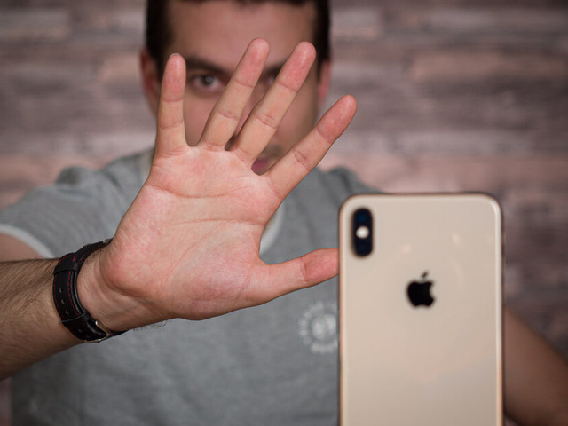 A new Apple patent shows what technology could replace FaceID and TouchID in future iPhones