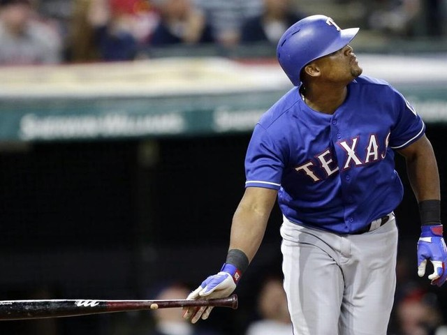 Beltre, young relievers send Rangers past Indians
