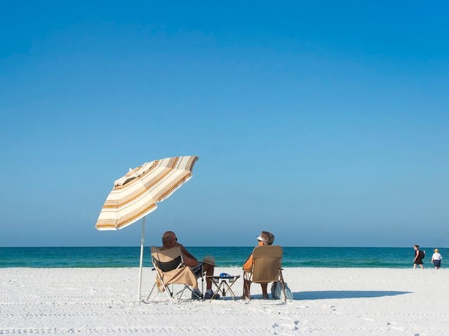 10 of our favorite beaches from all across Florida: Daytona, Delray, St. Pete, Siesta, more