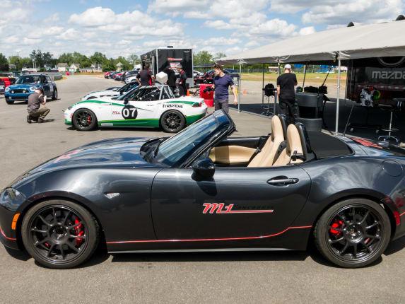 Long Road Racing 'Ultimate MX-5' Mazda Miata: Track-Tested