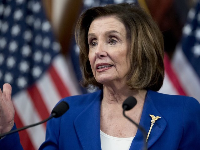 Nancy Pelosi: Everything we're doing is specific to the coronavirus challenge