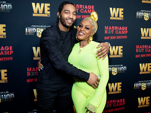 'We Don't Believe U': Fans Call Foul on Lil Mo's Supposed Split with Husband Karl Dargan