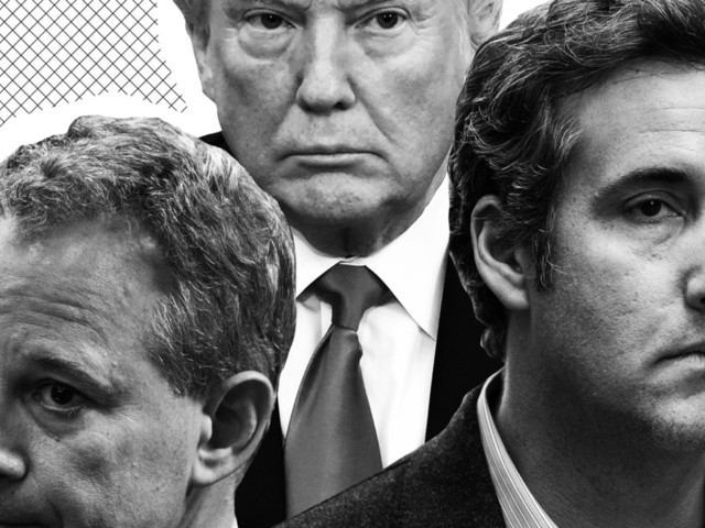 Court Filing Suggests Trump Knew About the Schneiderman Allegations Years Ago