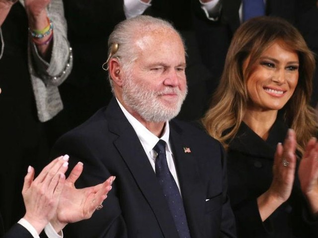 Tributes pour in for the late Rush Limbaugh, beloved American patriot