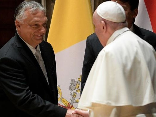 Viktor Orbán Gives Pope Warning About Mass Migration To The West