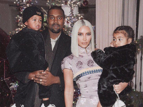 How Kim Kardashian and Kanye West Are Helping North and Saint Adjust to Baby No. 3