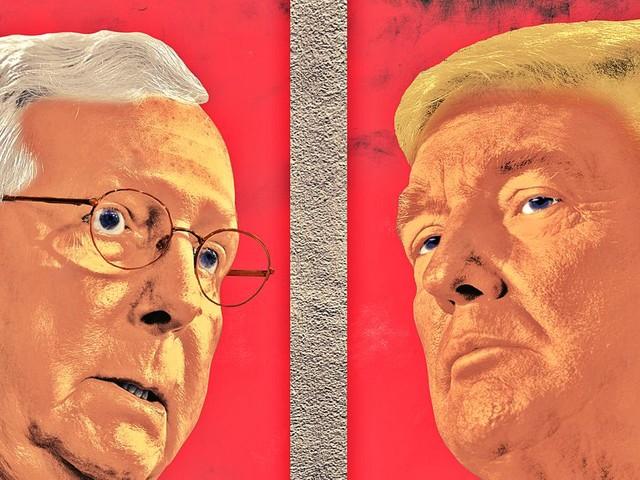 Veto or Die: The Republican Party's Desperation Under President Trump