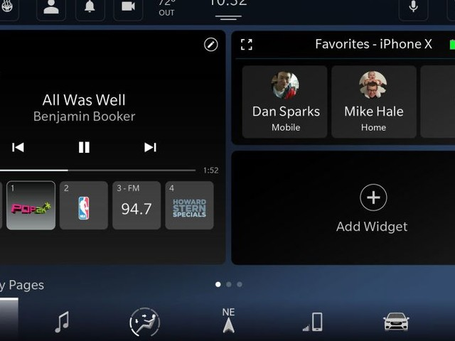 Fiat Chrysler's new Uconnect 5 software is built on Android, adds Alexa support and better OTA updates