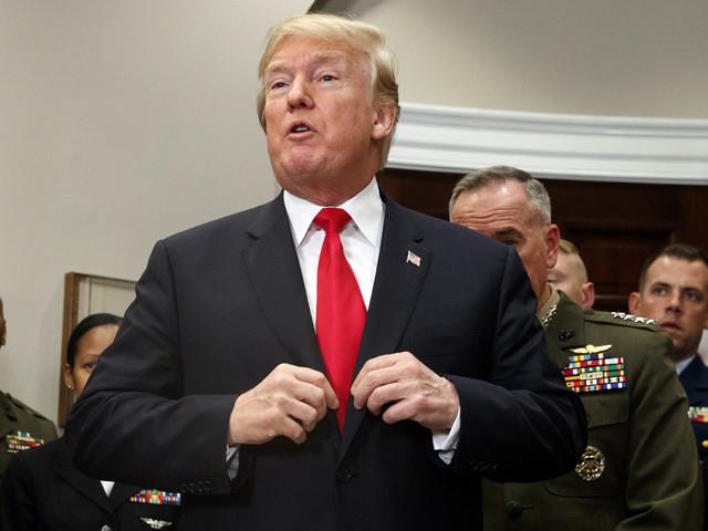 Trump's closing argument: Tax cuts will 'reignite the American dream'
