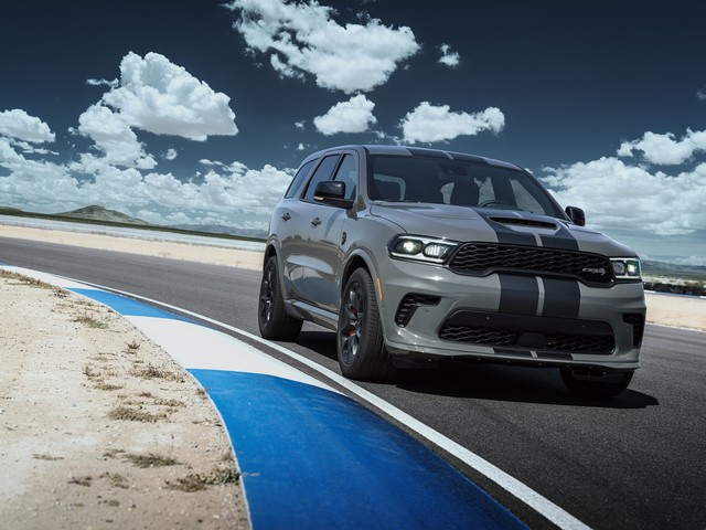 This Just In: 2021 Dodge Durango SRT Hellcat Now Available to Order