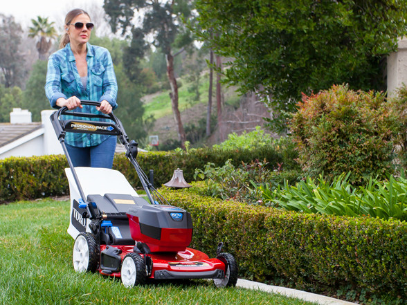 How to Design a Beautiful Yard That's Mower-Friendly
