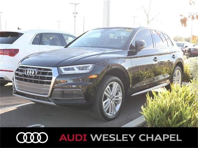 2018 Audi Q5--2.0T--Premium--Plus