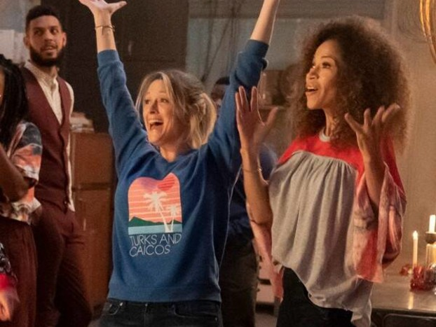 Good Trouble Christmas Sneak Peek: Carnivals, Animals and So Much Fosters Family