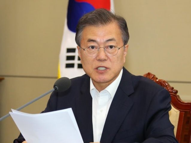 Martel: Like Macron, Moon Jae-In Fails to Sway Trump on Key Foreign Policy
