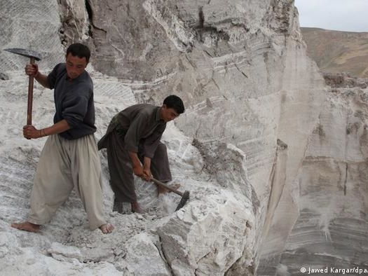 Taliban SecuresWorld's Largest Lithium Deposits After US Withdrawal From Afghanistan