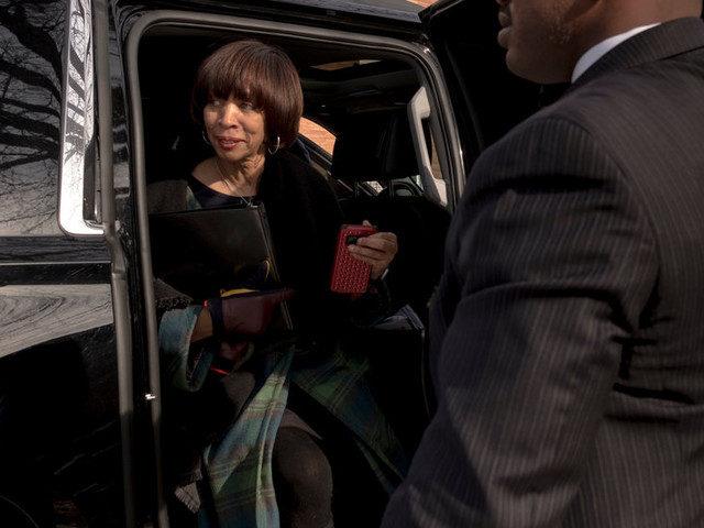 F.B.I. Raids Baltimore Mayor's Homes and City Hall Amid Book Sales Scandal