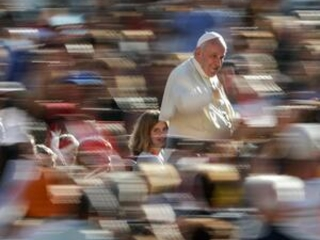 Pope on World Food Day laments paradox of hunger, obesity