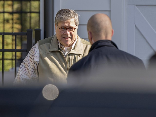 William Barr 'principal conclusions' on Mueller report expected to be sent to Congress Sunday