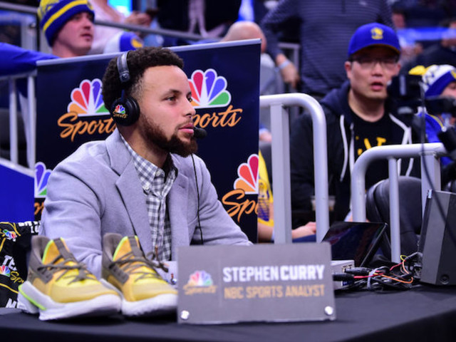 Steph Curry Unveils His All-Time Starting 5
