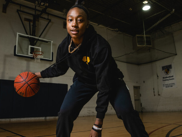 Jewell Loyd Is in the Gym, Building Her Game and a Community