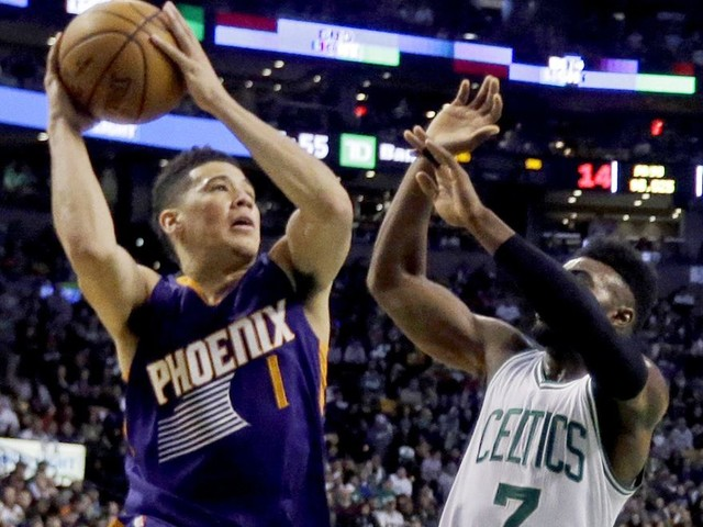 Best Game Ever: For Devin Booker, the answer was obvious (70 points vs. Celtics)