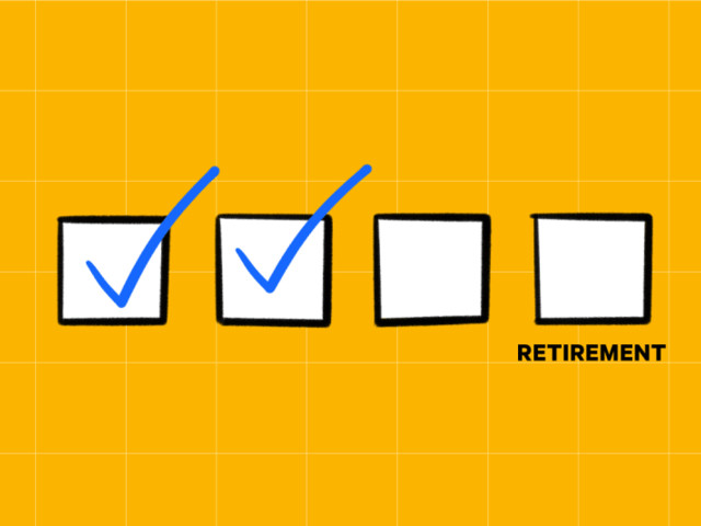 Most Consumers Give Themselves a 'C' or Lower in Retirement Planning