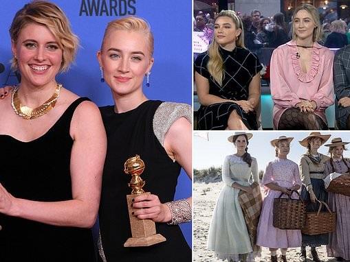 Little Women stars express shock over 'brilliant filmmaker' Greta Gerwig's Golden Globes snub