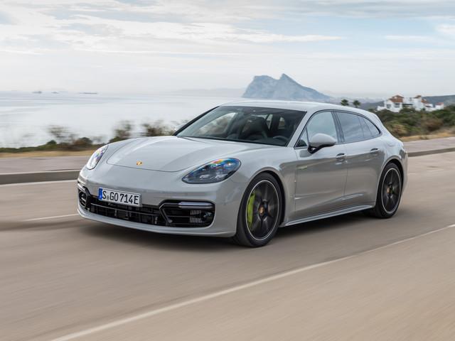 2018 Porsche Panamera Turbo S E-Hybrid Sport Turismo – First Drive Review