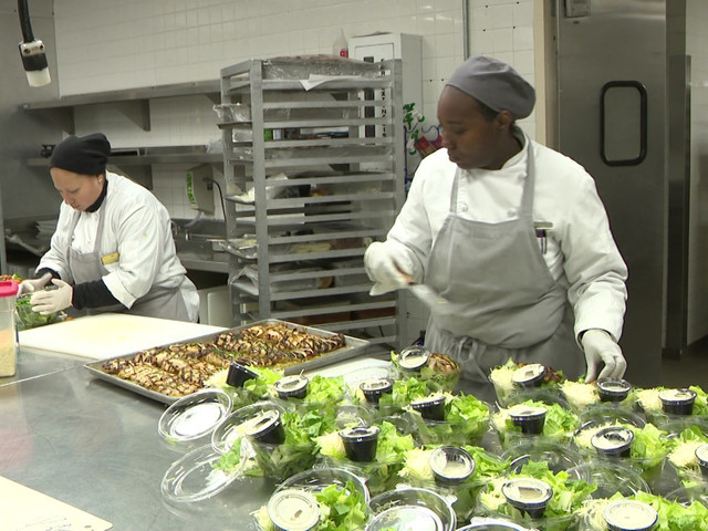 Miami Program Helps Make Chef Out Of Dishwasher