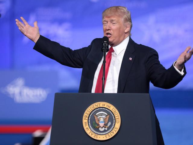 Trump Still Insists Russian Hacking is a 'Big Dem Hoax'