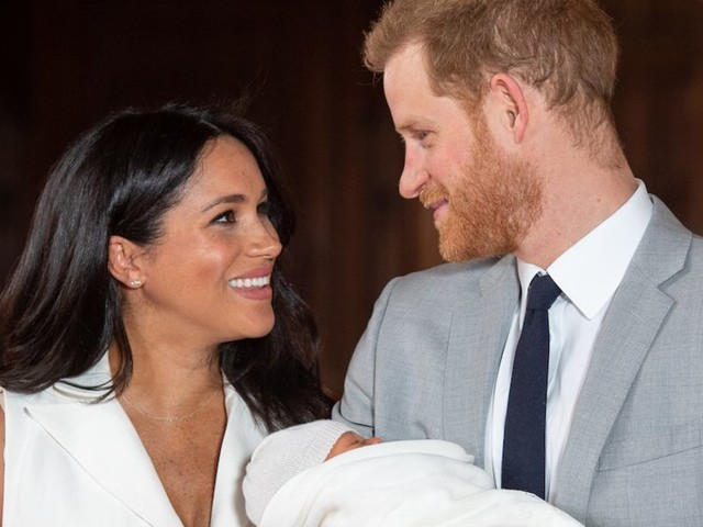 Prince Harry and Meghan Markle could break 3 important royal traditions with baby Archie's christening