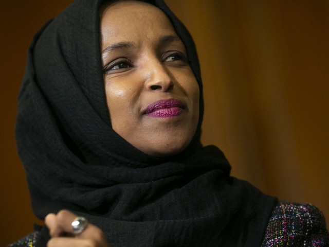 Obama is human, President Trump is 'really not,' says Rep. Ilhan Omar