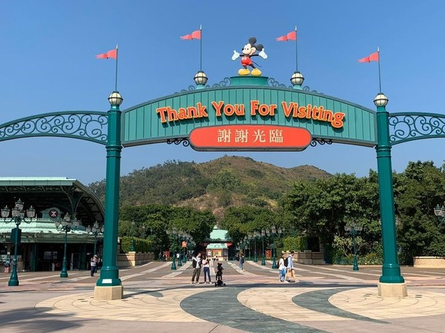 Protests Have Turned Hong Kong Disneyland Into a 'Ghost Town'