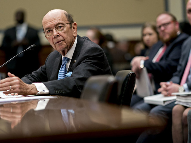 Wilbur Ross questioned about adding citizenship question to 2020 census