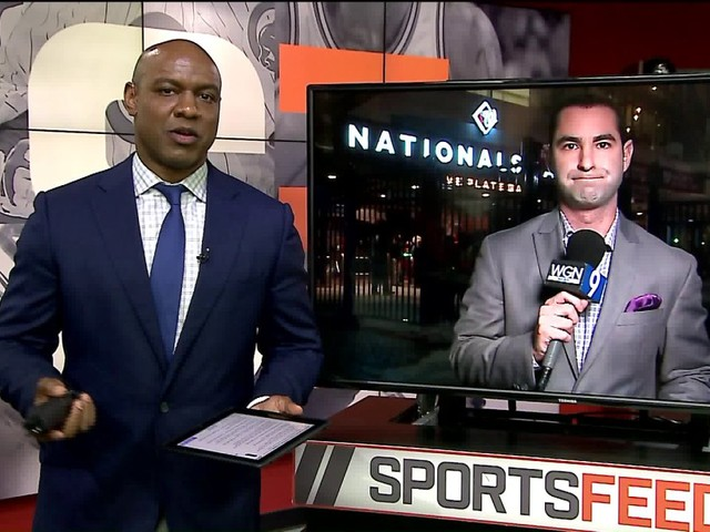 Sports Feed previews Game 5 of the Cubs' NLDS with the Nationals on Thursday