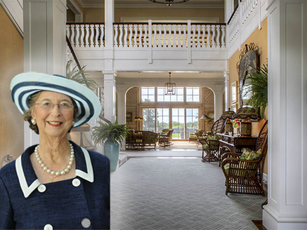 No Warhols to be found in Campbell Soup heiress' Newport estate