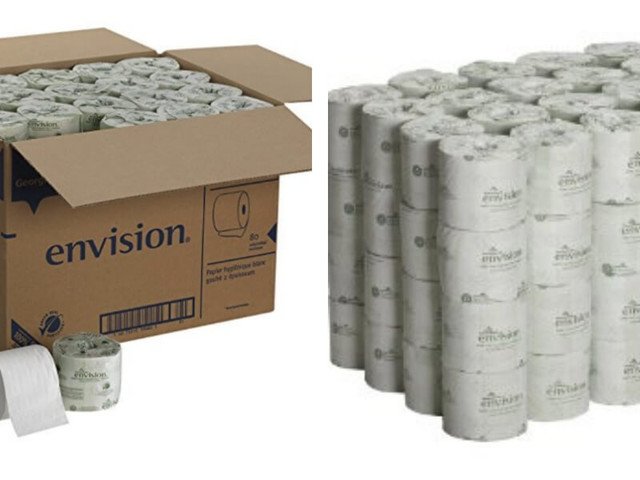 Huge Case of Georgia Pacific Toilet Paper for $40.14 Shipped – Below Stock Up Price!