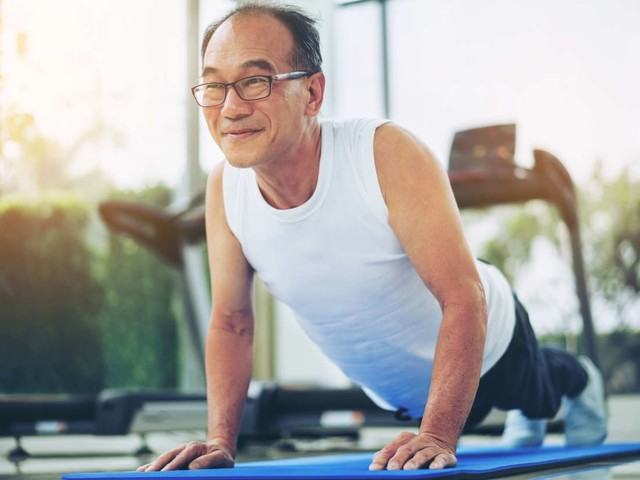 Medical News Today: Exercise especially important for older people with heart disease