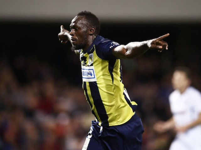 Usain Bolt Receives Two-Year Contract Offer From Valletta FC