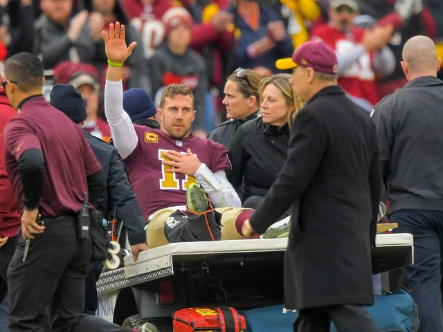 Hail or Fail: Josh Norman praises fans, Jay Gruden mismanages clock