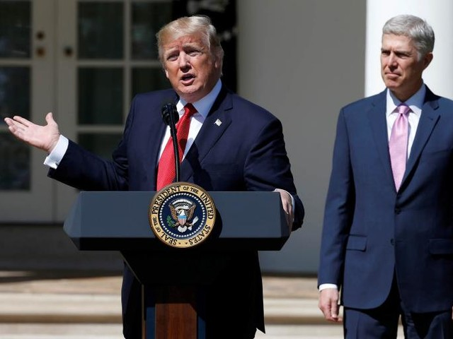 The Most Important Question for Trump Judicial Nominees