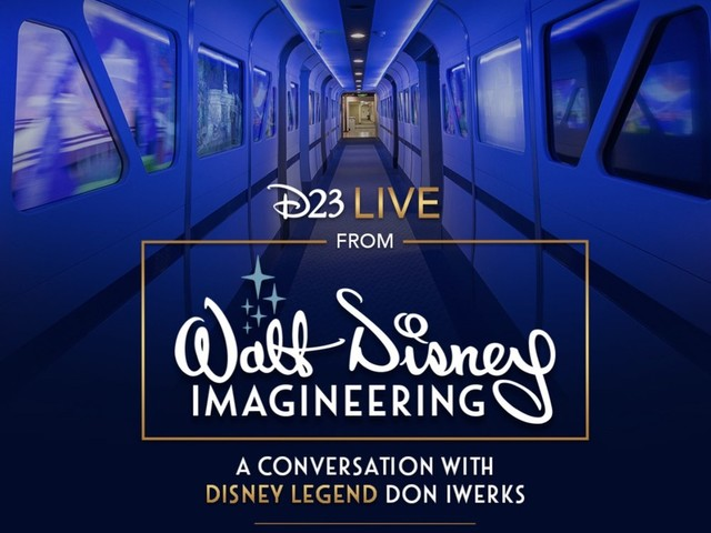 D23 to Host a Conversation and Panel Presentation with Disney Legend Don Iwerks December 11th
