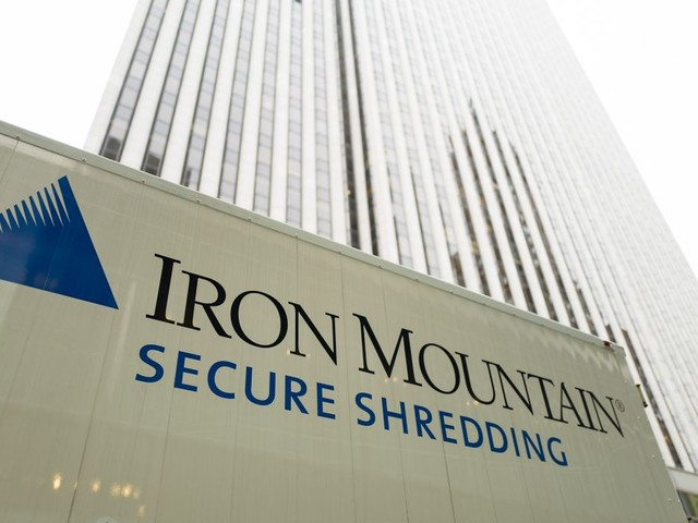 Iron Mountain acquires IO Data Centers' US operations for $1.3 billion