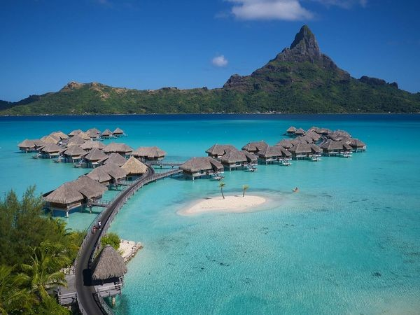 New Overwater Bungalows Come to Bora Bora