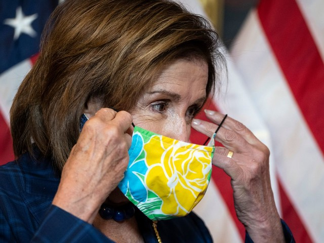 Pelosi Still Wants Biden To Reinstate Eviction Moratorium. White House Says It Can't.