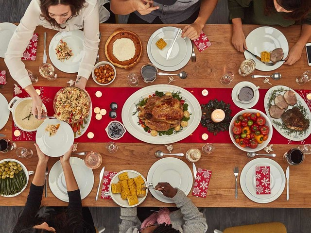 Could Thanksgiving dinner kill your six-pack?