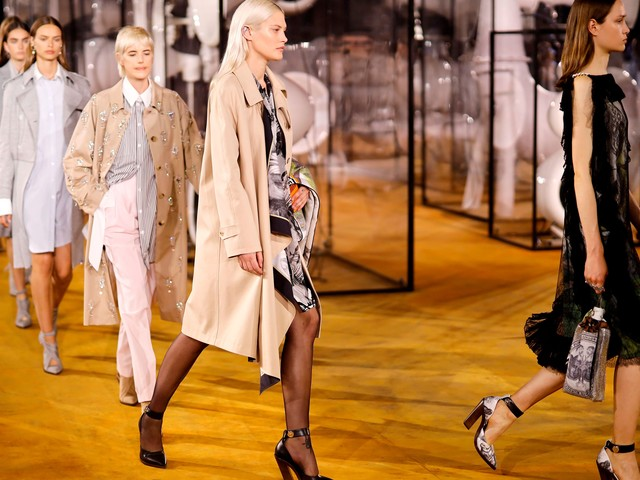 How Burberry's LFW Show Is Helping The Amazon Rainforest