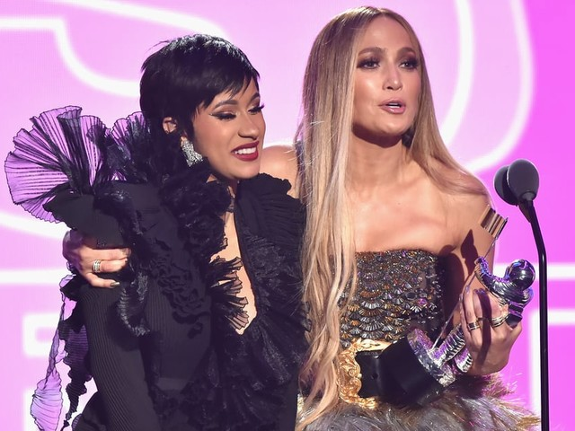 How Cardi B and Jennifer Lopez Went From Being Fans to Friends