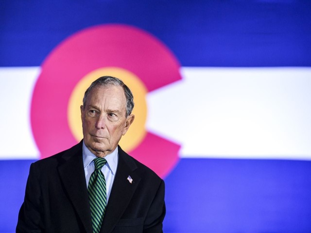 Mike Bloomberg's money buys him a very different kind of campaign. And it's a big one.