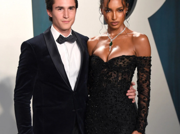 Model Jasmine Tookes Marries Snapchat Exec In JAW-DROPPING Fairytale Wedding, Then Hits The NYFW Runway